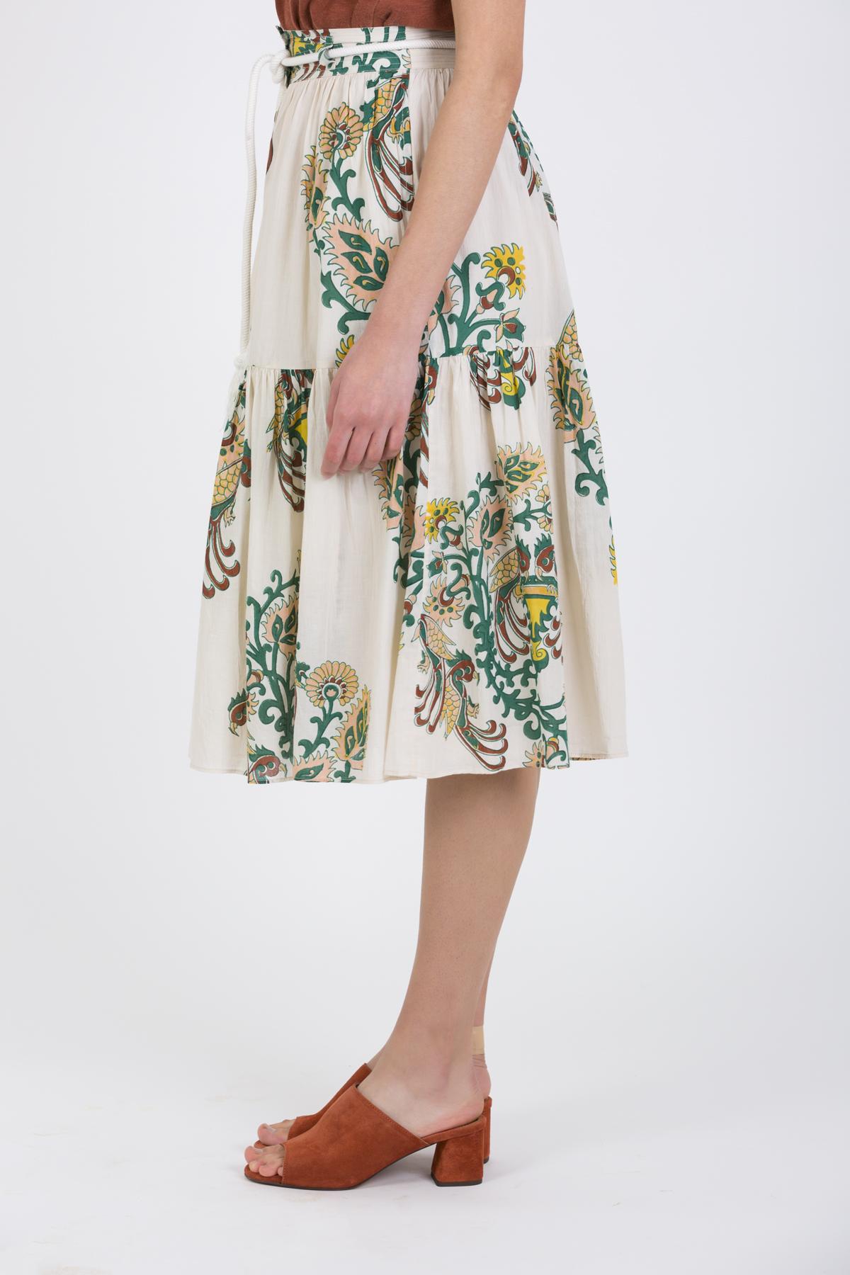 neha-beige-floral-print-cotton-midi-vanessa-bruno-matchboxathens