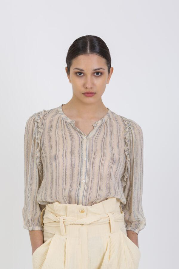 pearl-song-blouse-viscose-stripe-sessun-ballon-sleeves-machboxathens