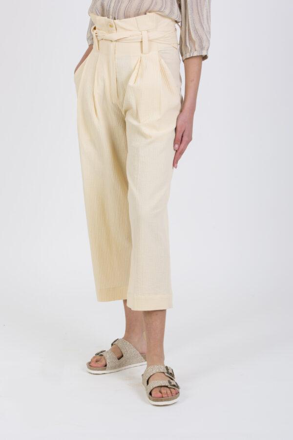 ruben-cream-pants-vanessa-bruno-belt-cropped-matchboxathens