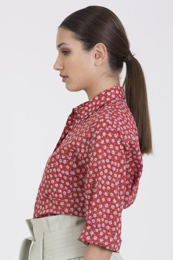 simone-red-alaro-floral-sacrecoeur-cotton-matchboxathens