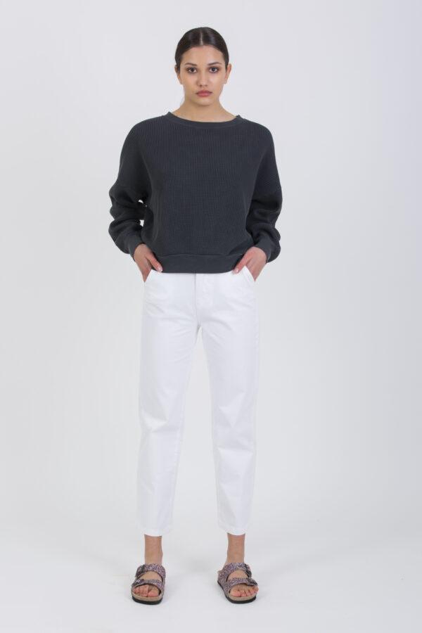 bowi-grey-sweatshirt-waffle-american-vintage-matchboxathens