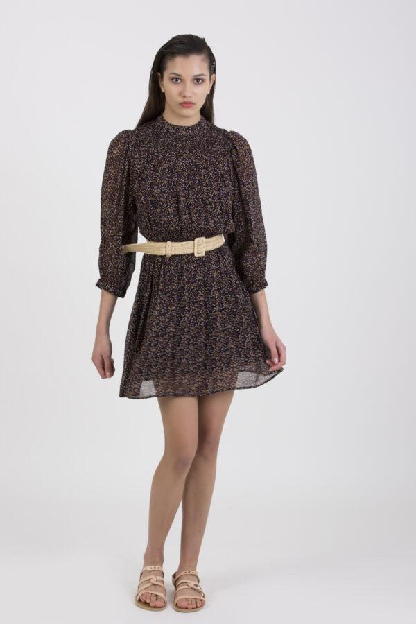 amano-black-print-dress-visocse-sessun-matchboxathens