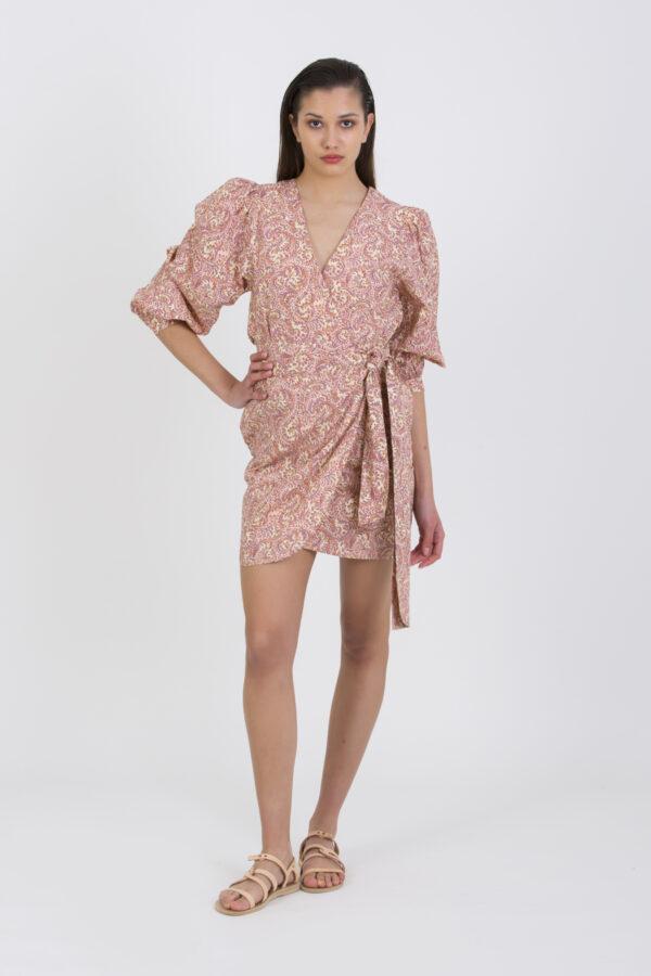 ravindra-wrap-cotton-dress-paisley-vanessa-bruno-matchboxathens