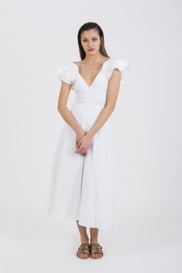 lafontelina-dress-linen-white-bec-bridge-matchboxathens