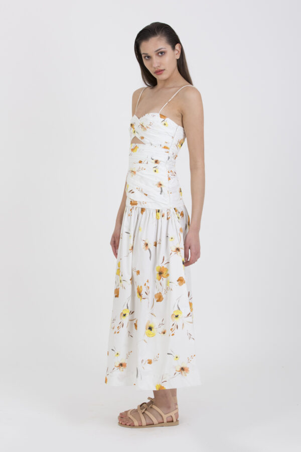 colette-floral-cotton-gathered-dress-bec-bridge-matchboxathens