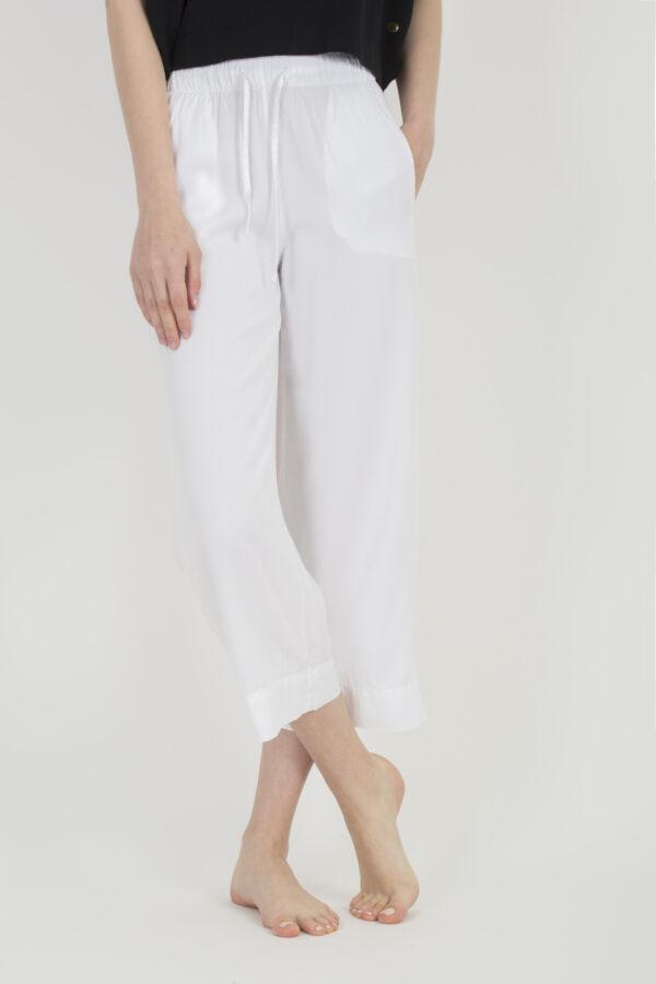 deha-crop-white-drawstring-viscose-trousers-matchboxathens