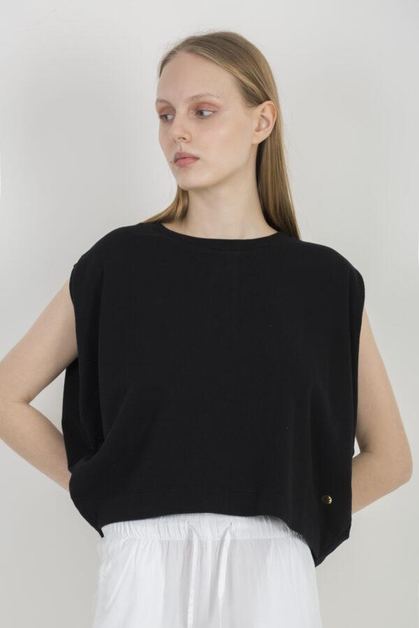 cropped-sweatshirt-black-deha-matchboxathens