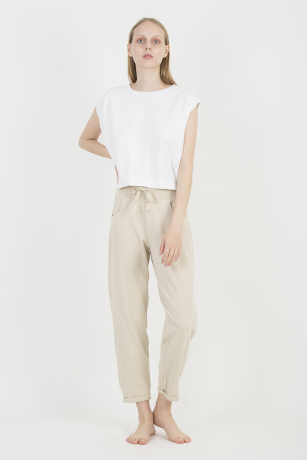 deha-cotton-balloon-joggers-pants-matchboxathens-beige