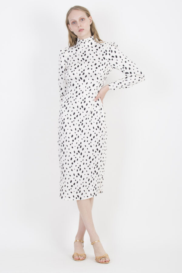 laurie-dress-twist-tango-black-white-midi-polka-dot-matchboxathens