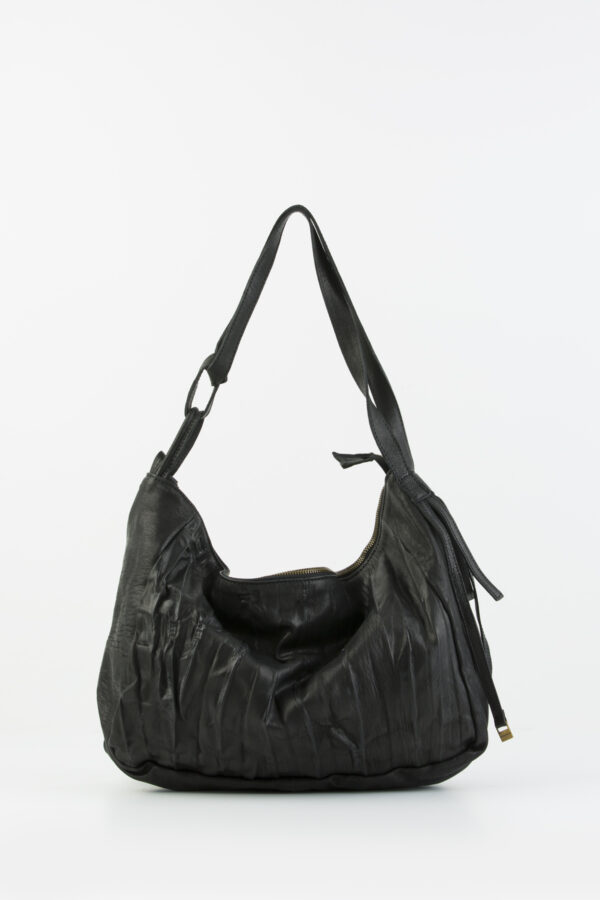mati-black-pleated-leather-bag-shoulder-croosbody-mialuis-matchboxathens