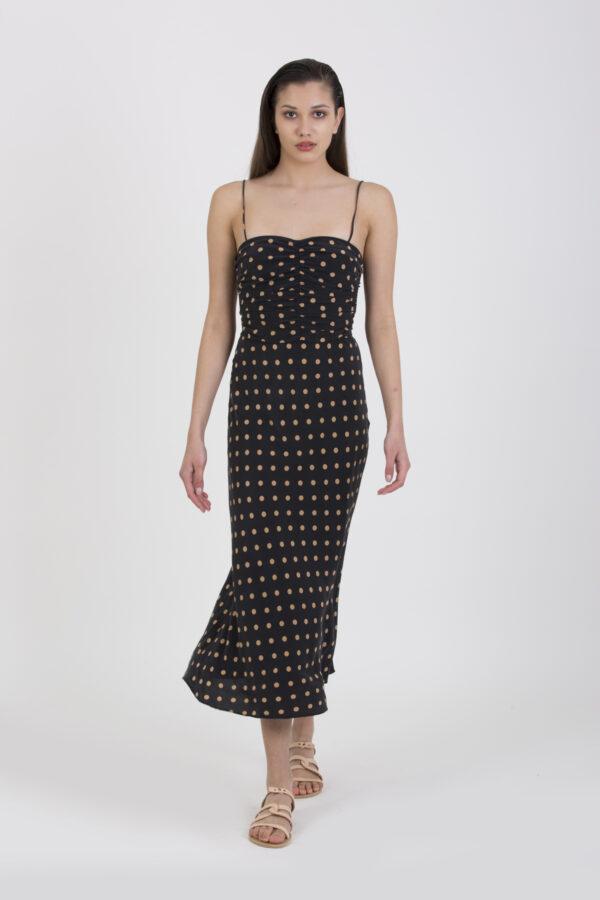 paradis-silk-black-polkadot-bec-bridge-dress-matchboxathens