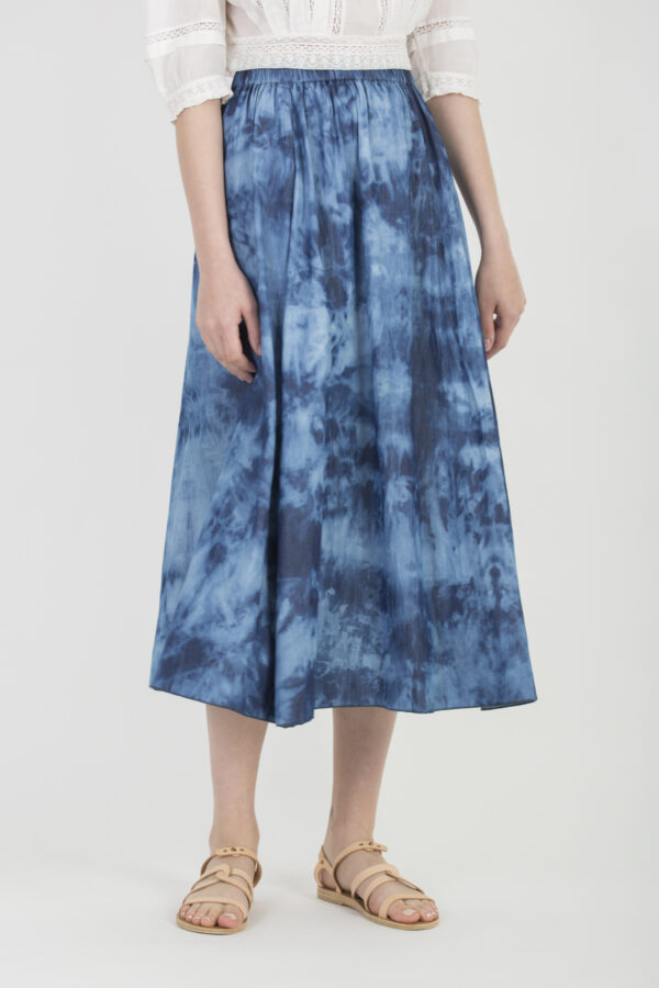 charlie-joe-tie-dye-denim-skirt-noam-matchboxathens