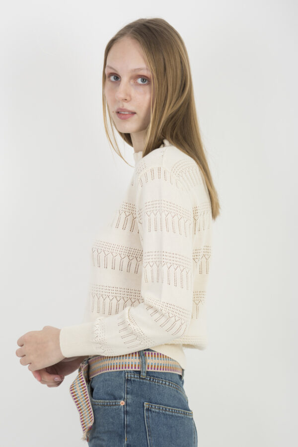 mohni-open-work-beige-knitted-sweater-sessun-matchboxathens