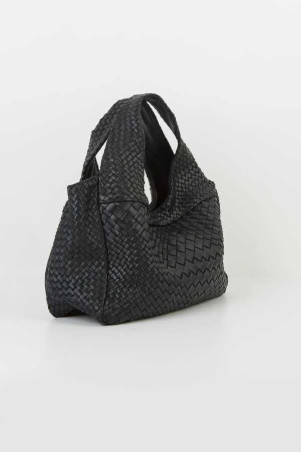 pablo-claramonte-black-leather-weave-matchboxathens