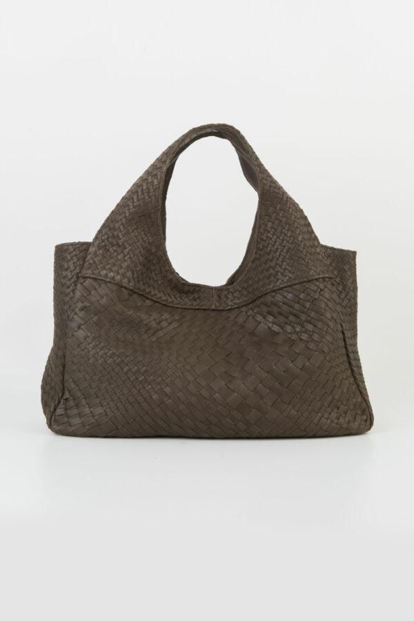 pablo-claramonte-khaki-leather-weave-matchboxathens