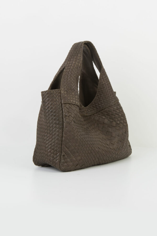 pablo-claramonte-khaki-leather-weave-matchboxathens