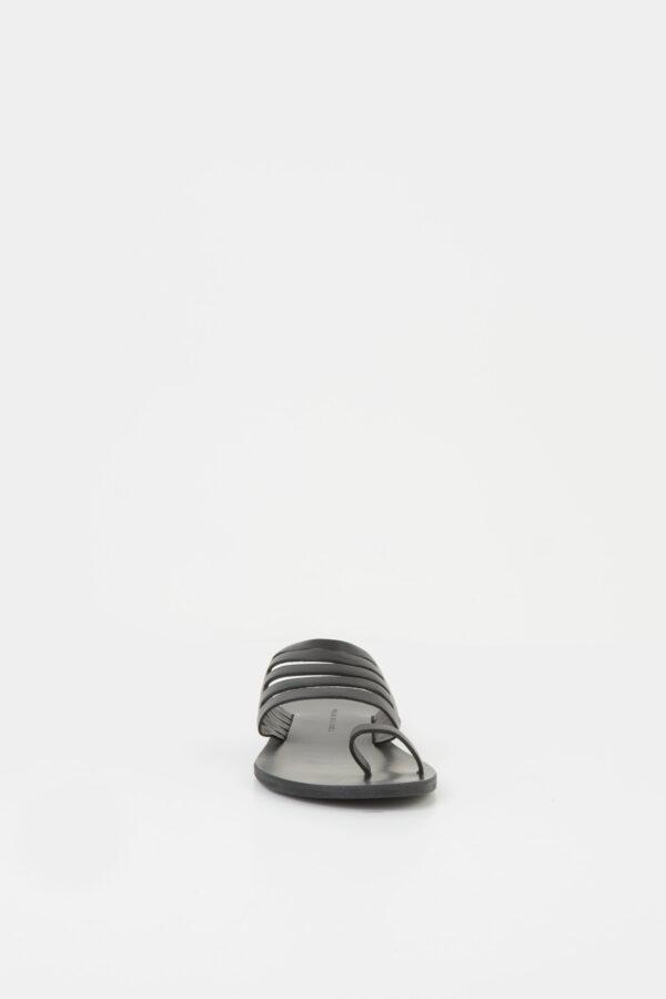 coco-bay-black-handmade-leather-sandal-valia-gabriel-matchboxathens