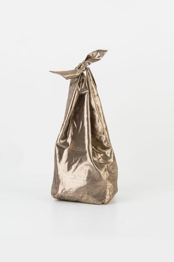 lingot-cotton-metallic-fiber-bronze-knot-pouch-medemoiselles-matchboxathens