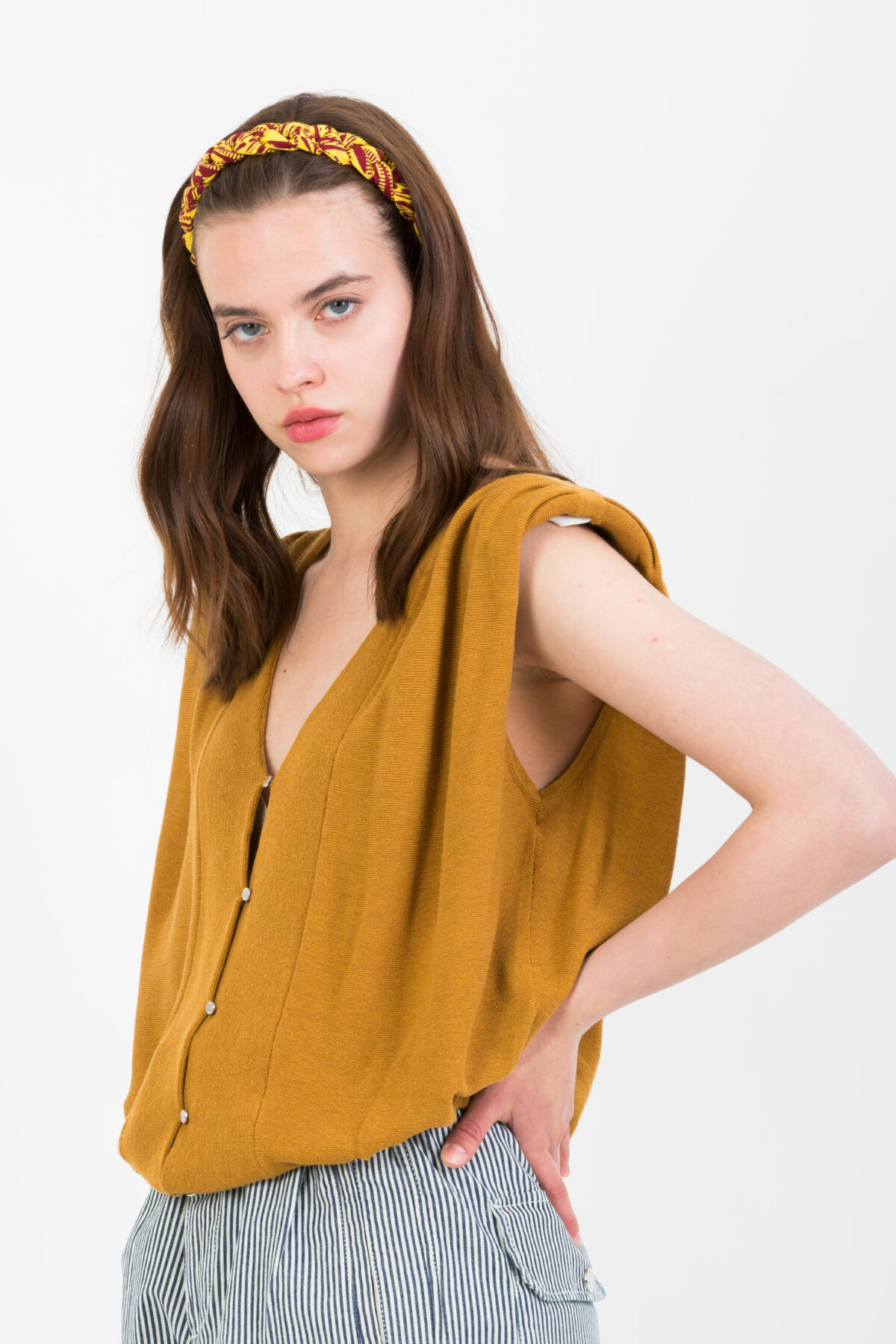 lony-bronze-knit-top-vamp-shoulders-bash-matchbxoathens