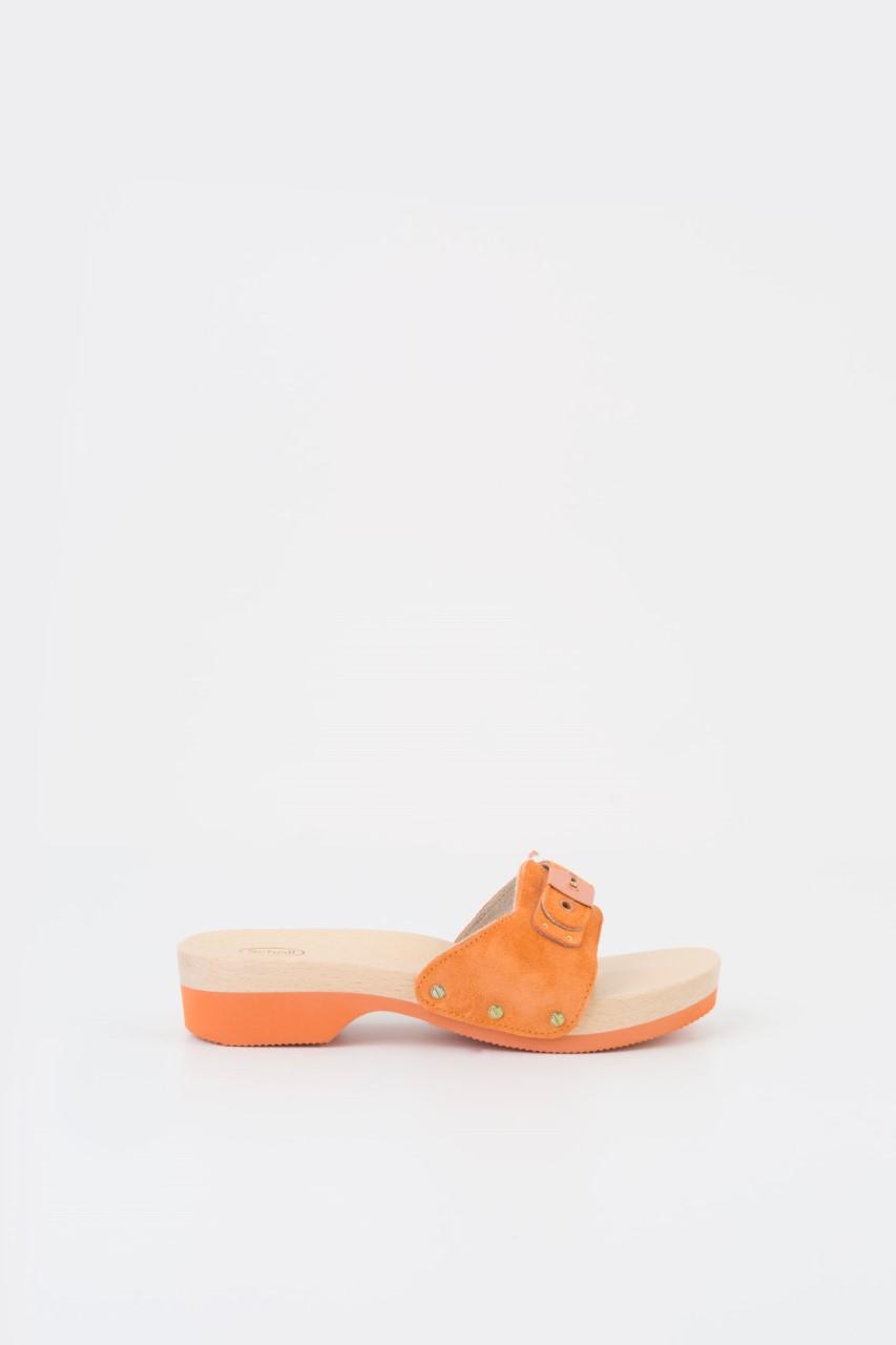 pescura-wooden-mule-orange-suede-scholl-matchboxathens