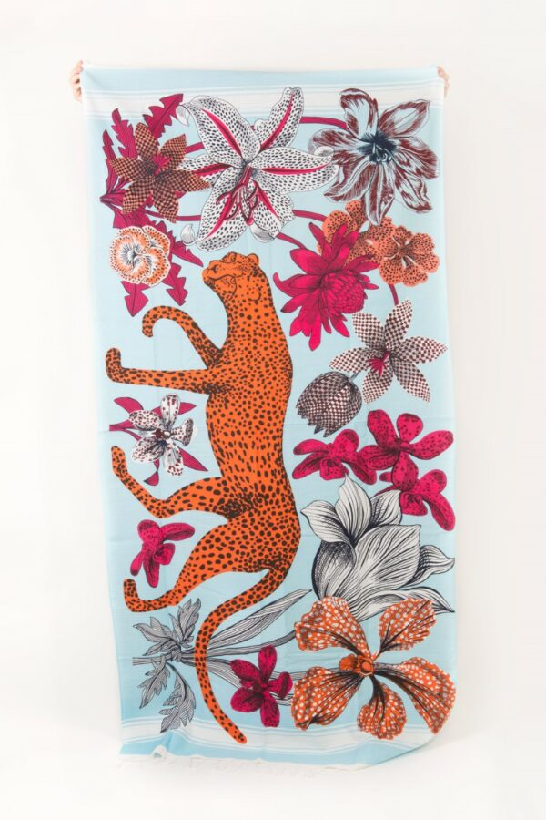 leopard-turquoise-beach-towel-inouitoosh-matchboxathens