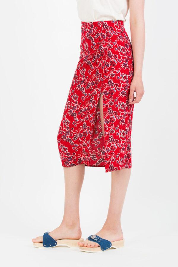jade-skirt-print-red-side-split-bash-matchboxathens