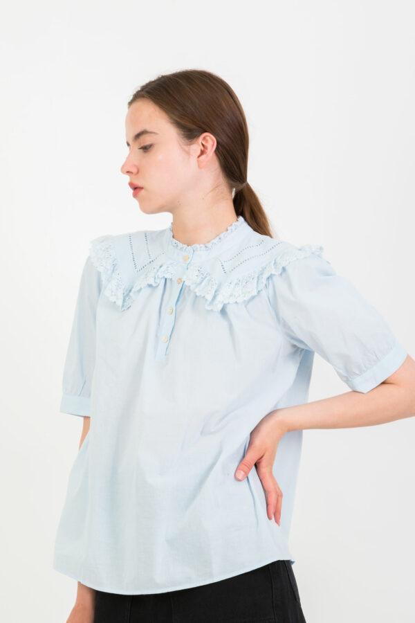 iseut-blouse-bash-paris-matchboxathens-peter-pan-collar-ciel-blue-baby