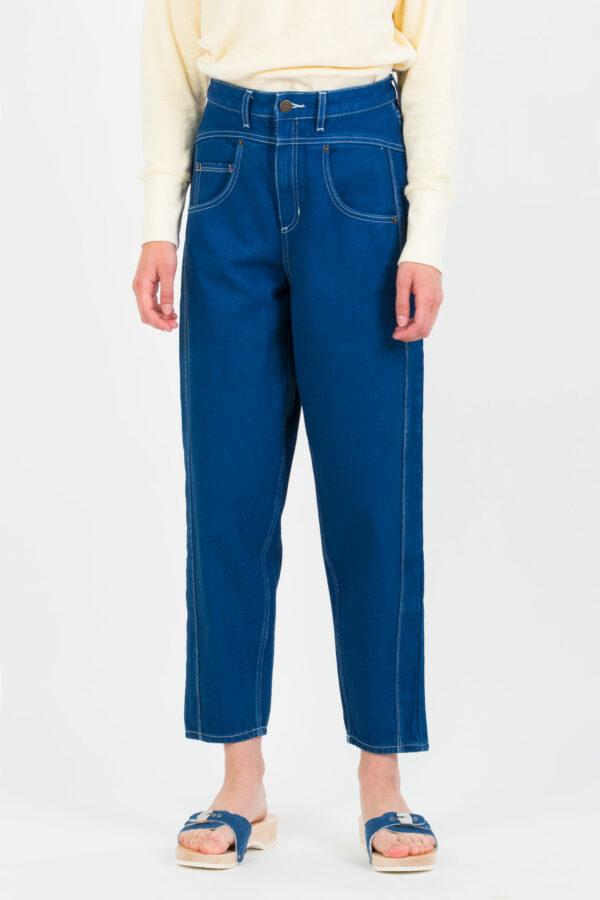 american-vintage-gam11a-jeans-indigo-carrot-topstiching-matchboxathens