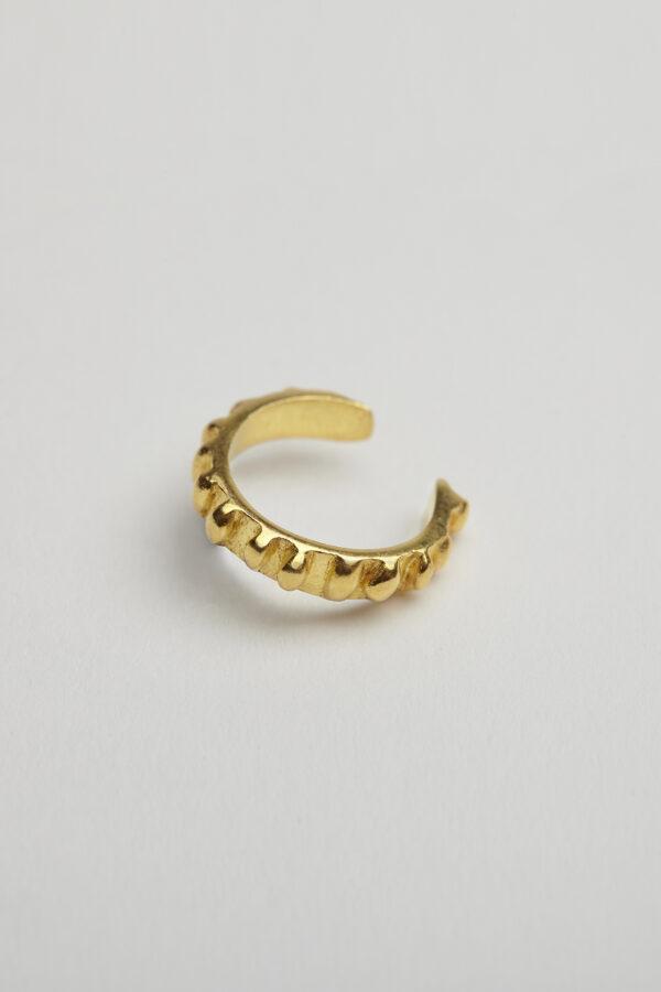 jim-gp-single-earring-kimale-gold-plated-matchboxathens