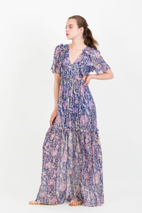 renata-maxi-dress-berenice-paris-blue-matchboxathens