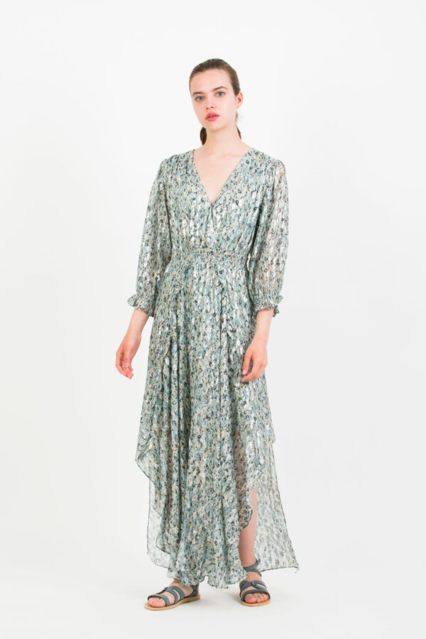 rayane-berenice-maxi-dress-emerald-lurex-matchboxathens