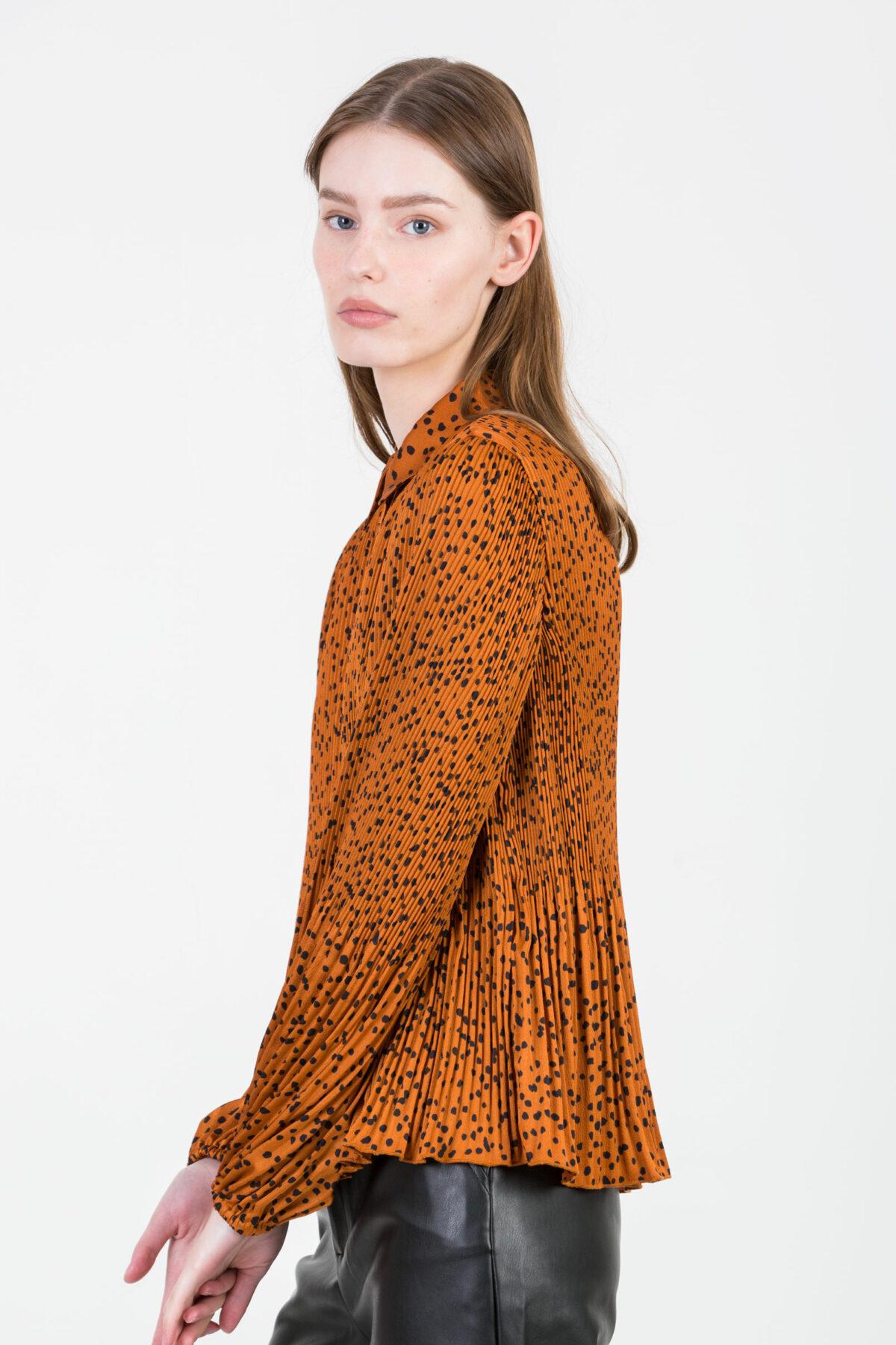 lulli-teracotta-dot-pleated-suncoo-matchboxathes