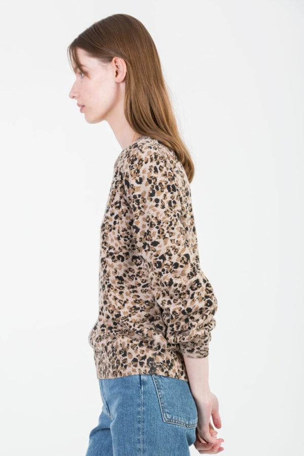 poleo-sweater-animal-print-suncoo-matchboxathens