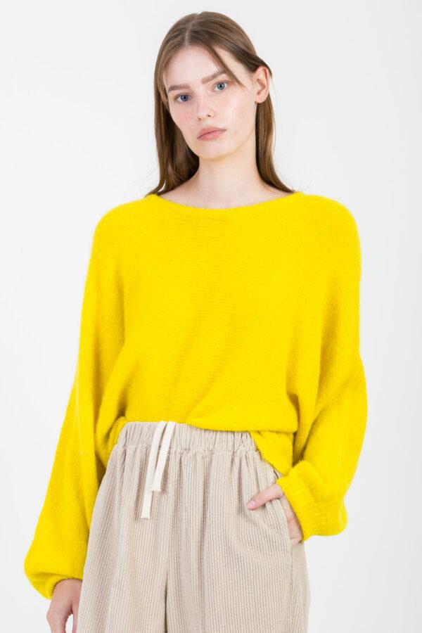 east-yellow-sweater-wool-american-vintage-matcboxathens