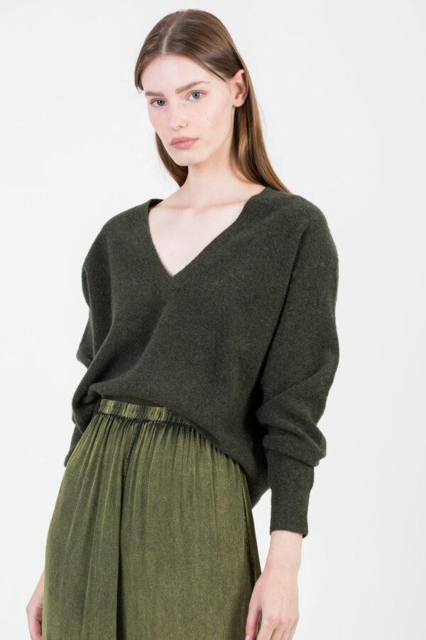 noxon-khaki-sweater-wool-american-vintage-matchboxathens