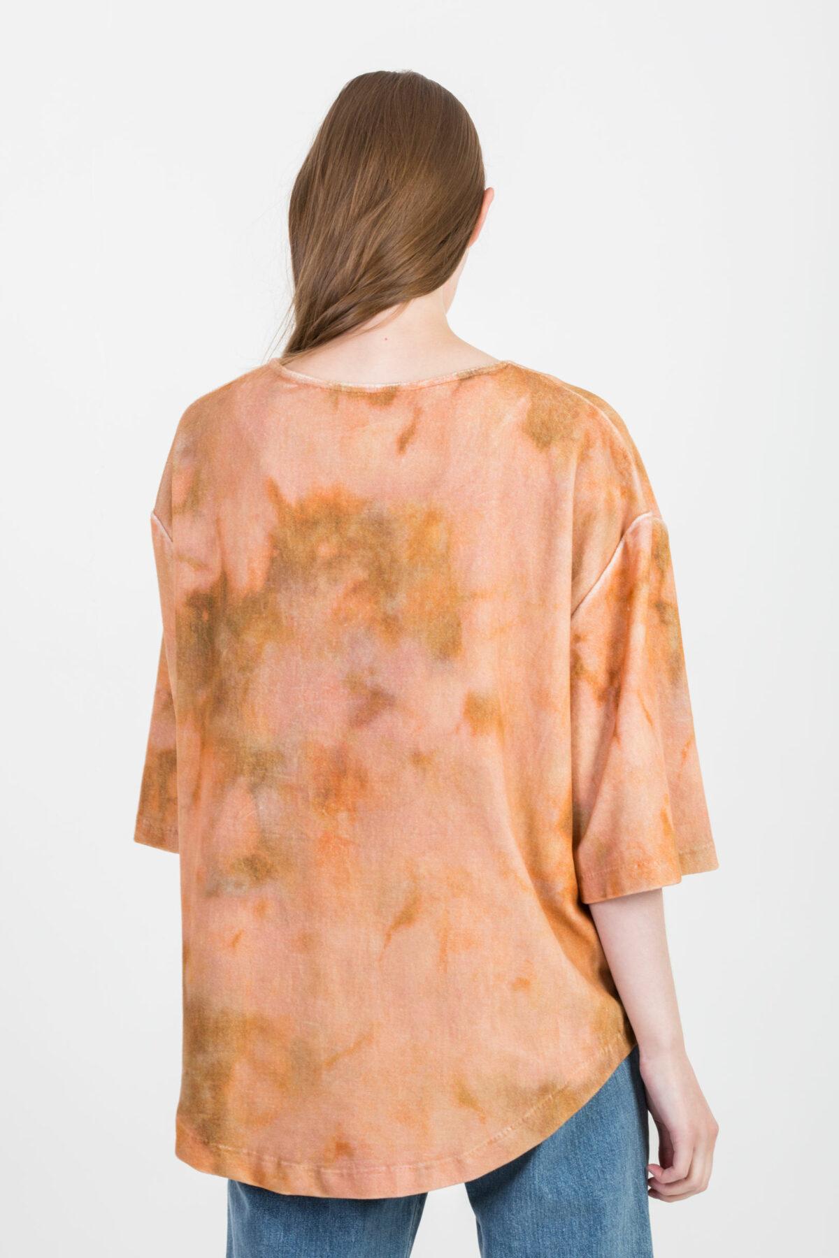 peinture-pink-tie-dye-tshirt-velvet-oversized-mesdemoiselles-matchboxathens