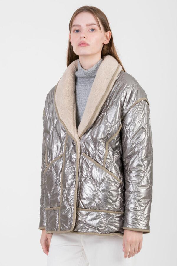 ewen-metallic-boucle-suncoo-reversible-jacket-matchboxathens