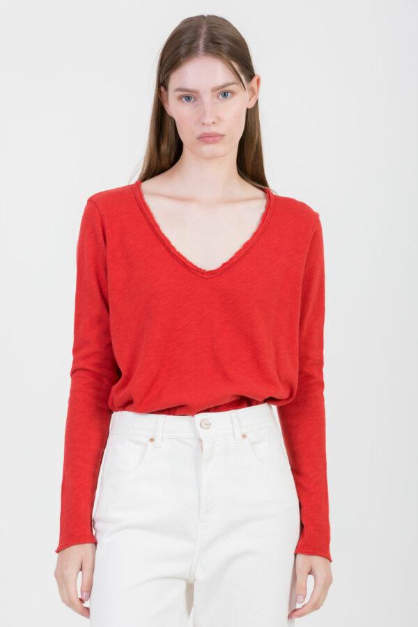 sonoma-red-cotton-tshirt-american-vintage-matchboxathens
