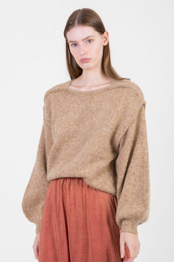 melilot-caramel-beige-wool-sweater-cosy-mesdemoiselles-matchboxathens