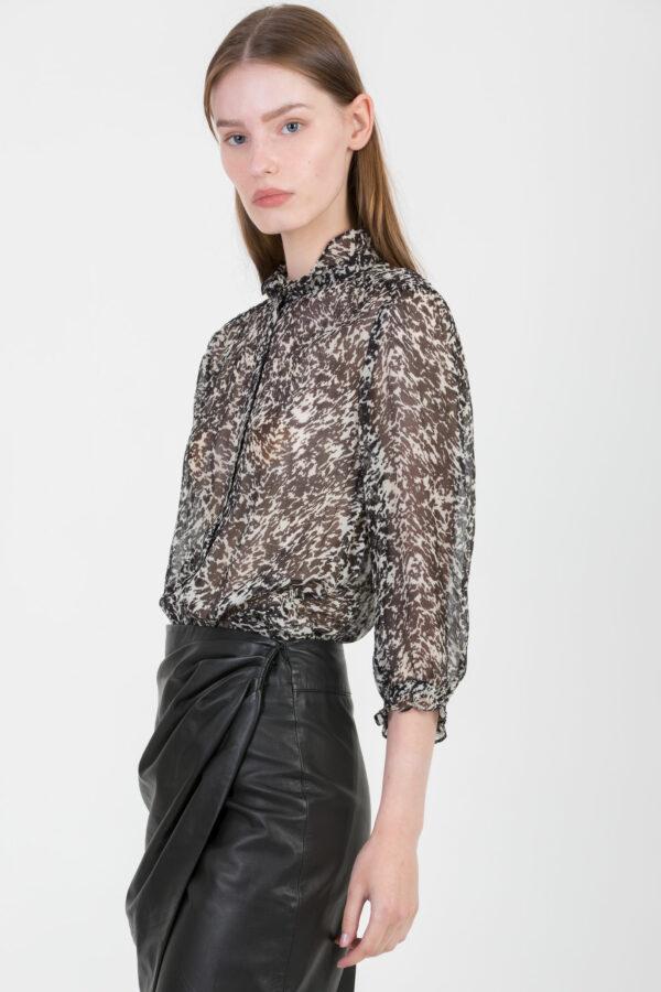 elia-black-white-viscose-bash-blouse-matchboxathens