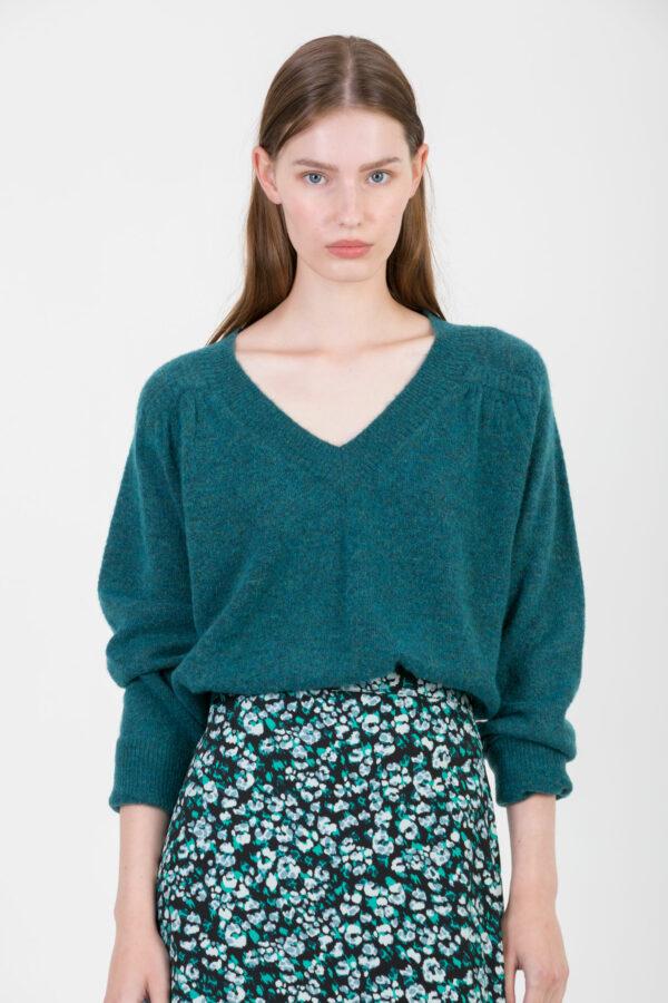 piree-green-wool-sweater-suncoo-matchboxathens
