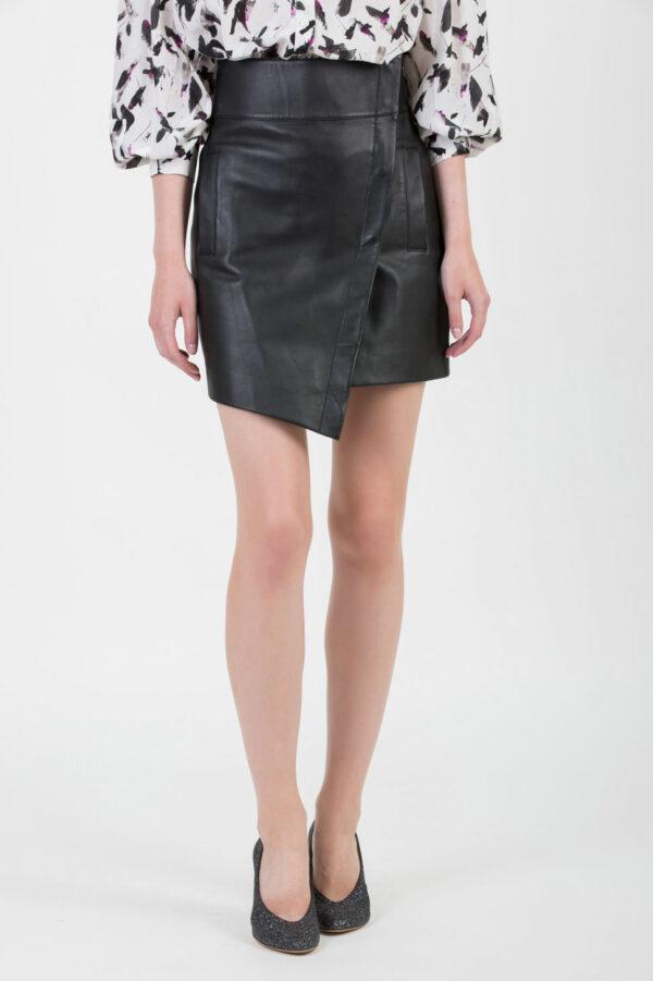 phanie-leather-mini-skirt-bash-matcboxathens