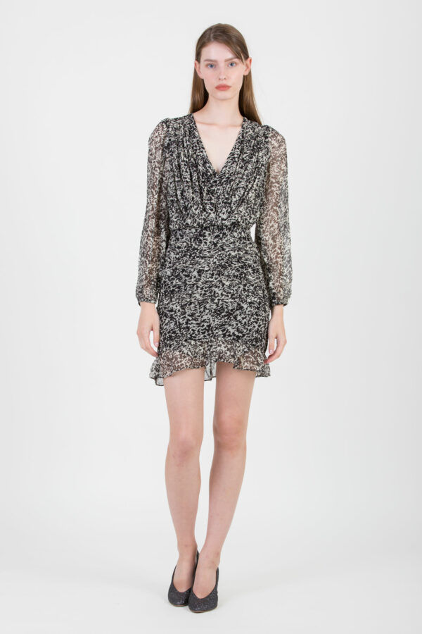 ezra-black-white-dress-bash-paris-mini-matchboxathens