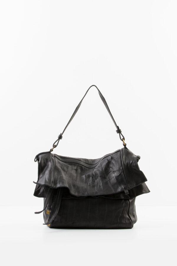 tessa-black-leather-bag-pleated-mialuis-matchboxathens