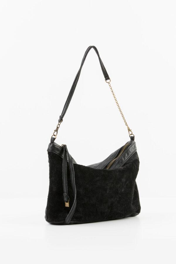 lilli-black-suede-leather-bag-chain-strap-mialuis-matchboxathens