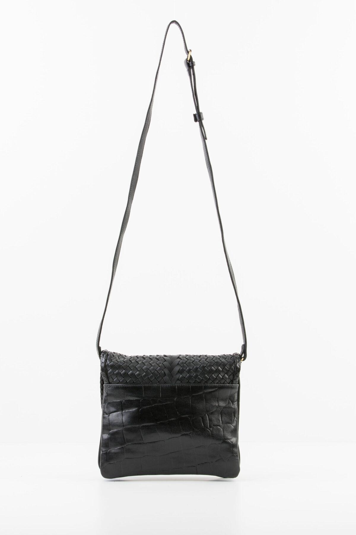 suzy-black-leather-crossbody-bag-weave-claramonte-mathcboxathens