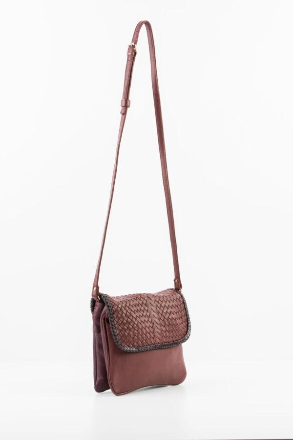 suzy-bordeaux-leather-crossbody-bag-weave-claramonte-mathcboxathens