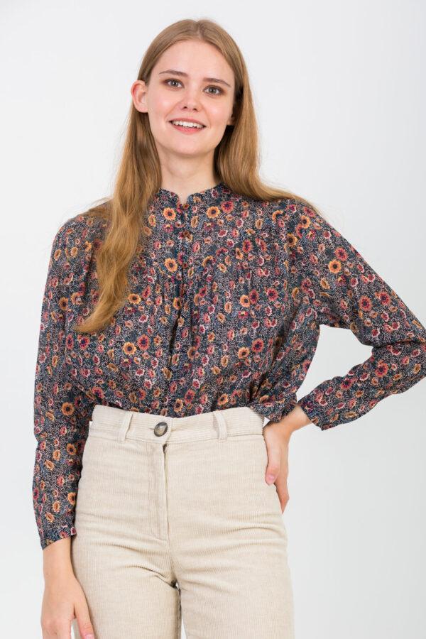 billie-shirt-black-floral-cotton-sacrecoeur-matchboxathens