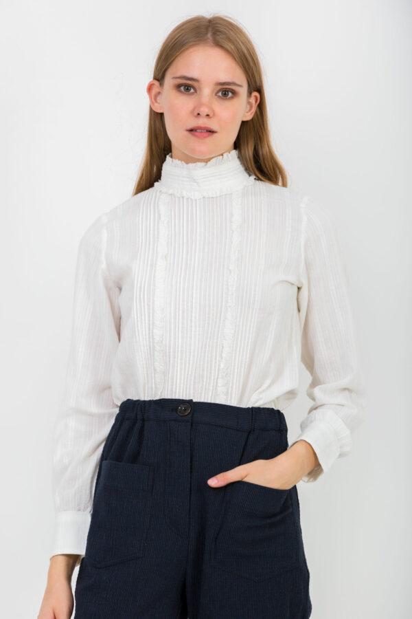 pretty-cotton-white-blouse-vanessa-bruno-collar-matchboxathens
