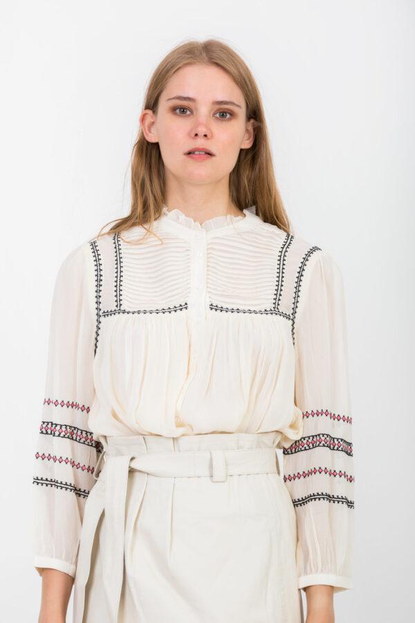 celeste-ecru-blouse-romantic-bohemian-ebroidery-bash-excru-matchboxathens